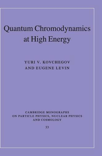 9780521112574: Quantum Chromodynamics at High Energy (Cambridge Monographs on Particle Physics, Nuclear Physics and Cosmology)