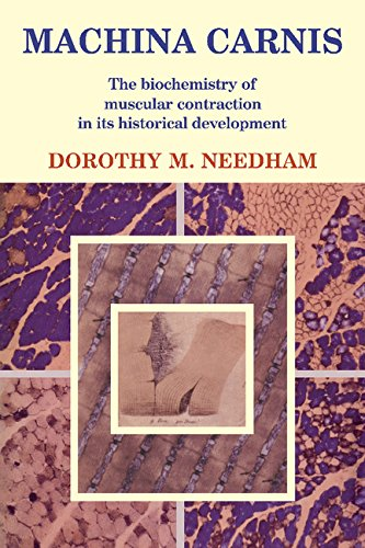 9780521112673: Machina Carnis: The Biochemistry of Muscular Contraction in its Historical Development