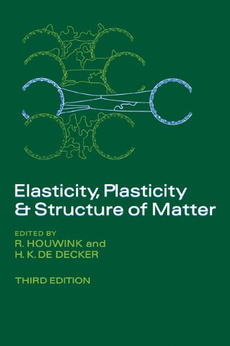 9780521112765: Elasticity, Plasticity and Structure of Matter