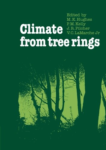 Climate from Tree Rings: M. K. Hughes