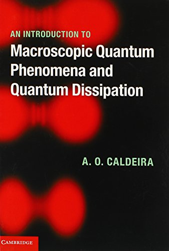 9780521113755: An Introduction to Macroscopic Quantum Phenomena and Quantum Dissipation