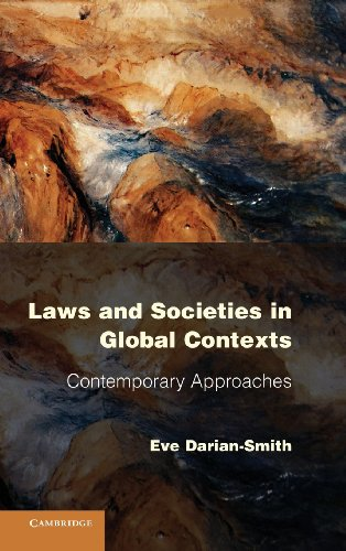9780521113786: Laws and Societies in Global Contexts: Contemporary Approaches
