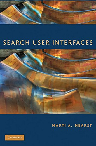 9780521113793: Search User Interfaces