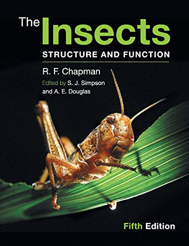 9780521113892: The Insects: Structure and Function