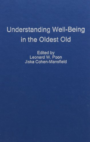9780521113915: Understanding Well-Being in the Oldest Old