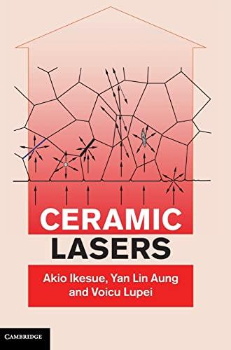 9780521114080: Ceramic Lasers