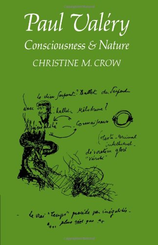 9780521114271: Paul Valery: Consciousness and Nature