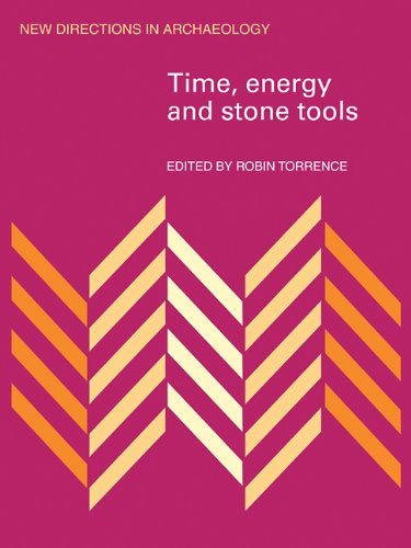 9780521115285: Time, Energy and Stone Tools