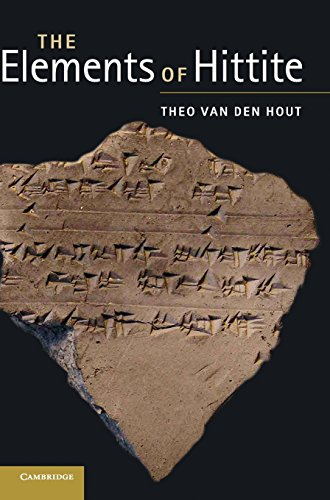 9780521115643: The Elements of Hittite