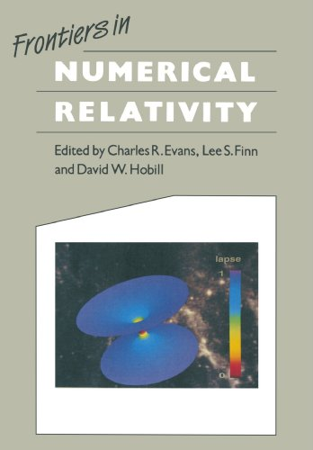 9780521115957: Frontiers in Numerical Relativity