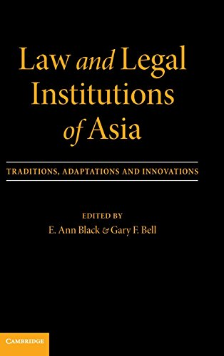 9780521116497: Law and Legal Institutions of Asia: Traditions, Adaptations and Innovations