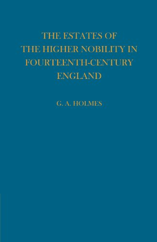 9780521116541: Estates of the Higher Nobility in Fourteenth Century England