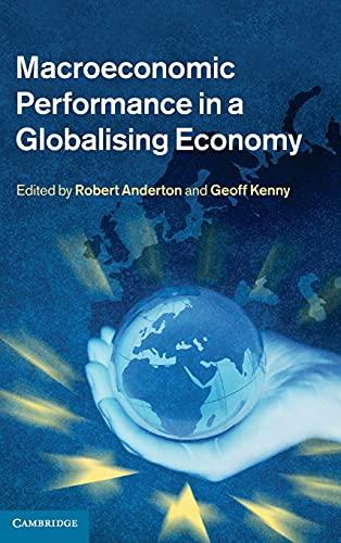 9780521116695: Macroeconomic Performance in a Globalising Economy