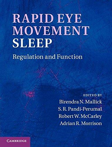 9780521116800: Rapid Eye Movement Sleep: Regulation and Function