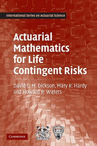 9780521118255: Actuarial Mathematics for Life Contingent Risks (International Series on Actuarial Science)