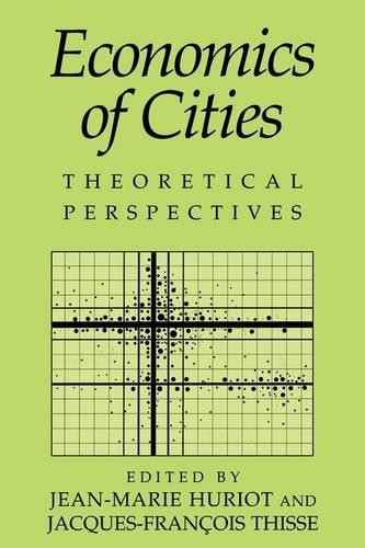 9780521118279: Economics of Cities: Theoretical Perspectives