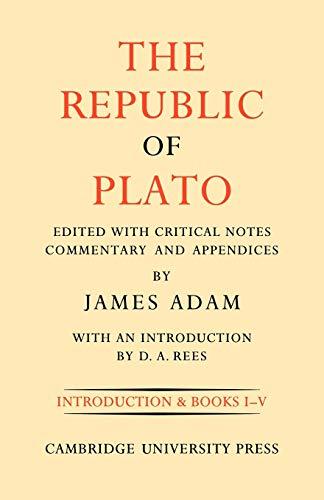 9780521118767: The Republic of Plato (The Republic of Plato 2 Volume Paperback Set) (Greek Edition)
