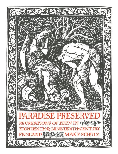 9780521118927: Paradise Preserved: Recreations in Eden in Eighteenth- and Nineteenth-Century England