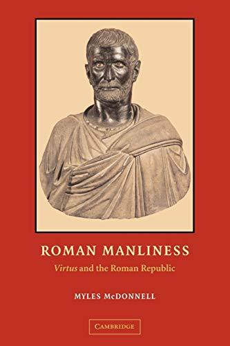 9780521118934: Roman Manliness Paperback