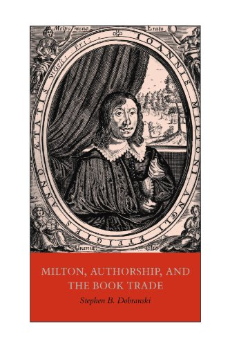 9780521119009: Milton, Authorship, and the Book Trade