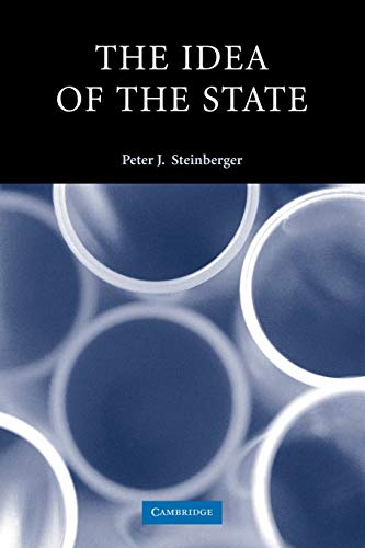 9780521119061: The Idea of the State (Contemporary Political Theory)