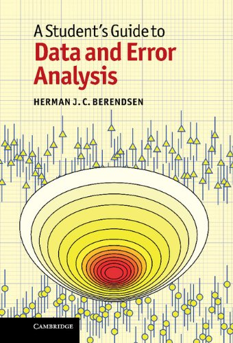 9780521119405: A Student's Guide to Data and Error Analysis