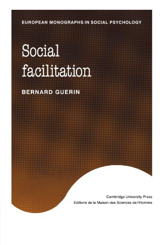 9780521119795: Social Facilitation (European Monographs in Social Psychology)
