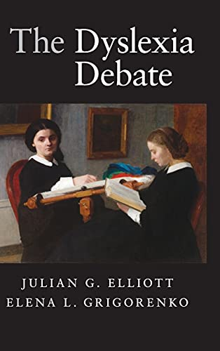 9780521119863: The Dyslexia Debate (Cambridge Studies in Cognitive and Perceptual Development)
