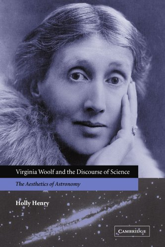 9780521119870: Virginia Woolf and the Discourse of Science: The Aesthetics of Astronomy