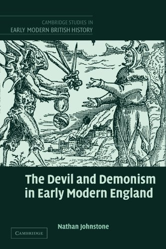 9780521120548: The Devil and Demonism in Early Modern England (Cambridge Studies in Early Modern British History)