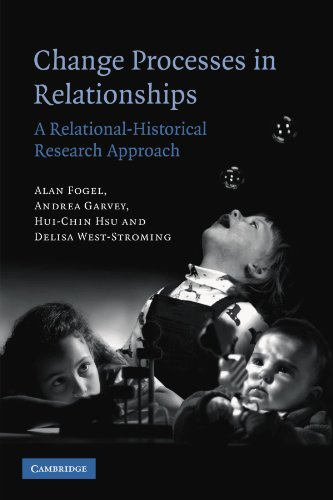 9780521120685: Change Processes in Relationships: A Relational-Historical Research Approach