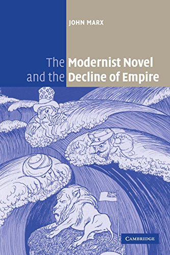 9780521120814: The Modernist Novel and the Decline of Empire