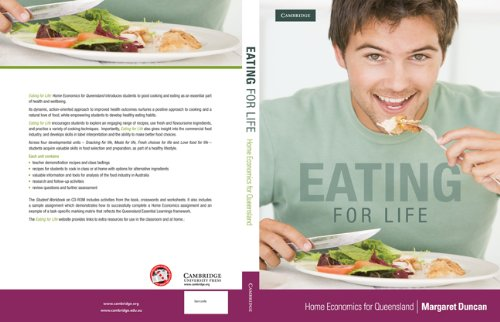 Eating for Life (Book & Merchandise): Margaret Duncan