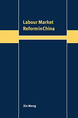 9780521121118: Labour Market Reform in China (Trade and Development)