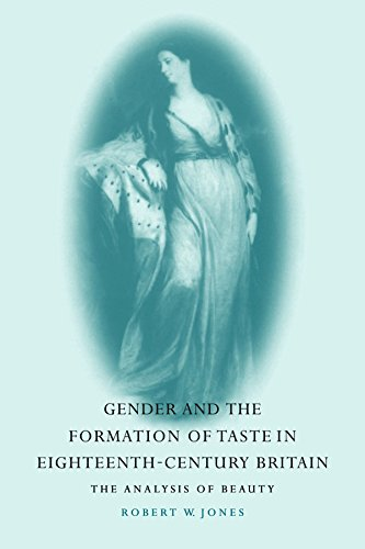 9780521121293: Gender and the Formation of Taste in Eighteenth-Century Britain: The Analysis of Beauty