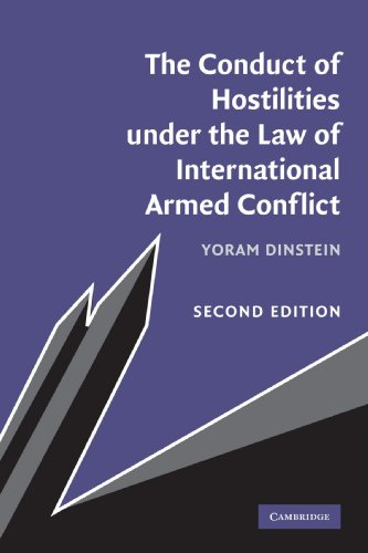 9780521121316: The Conduct of Hostilities under the Law of International Armed Conflict