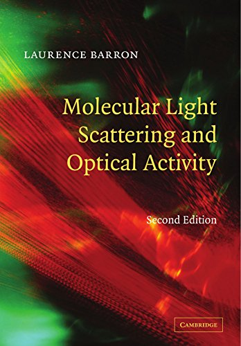 9780521121378: Molecular Light Scattering and Optical Activity