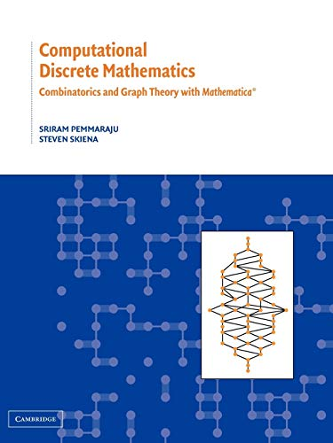 9780521121460: Computational Discrete Mathematics: Combinatorics and Graph Theory with Mathematica ®
