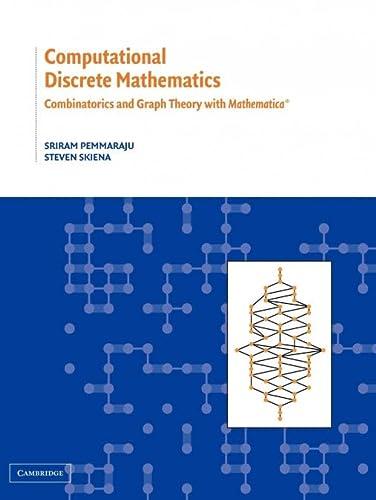 9780521121460: Computational Discrete Mathematics: Combinatorics and Graph Theory with Mathematica �