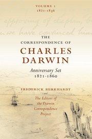 The Correspondence of Charles Darwin 8 Volume Paperback Set (Paperback): Charles Darwin