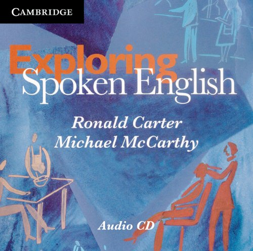9780521121699: Exploring Spoken English Audio CDs (2)