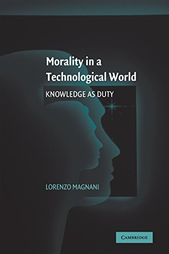 9780521121798: Morality in a Technological World: Knowledge as Duty