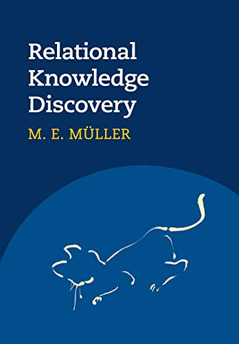 9780521122047: Relational Knowledge Discovery (Lecture Notes on Machine Learning)