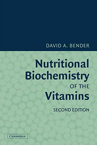 9780521122214: Nutritional Biochemistry of the Vitamins