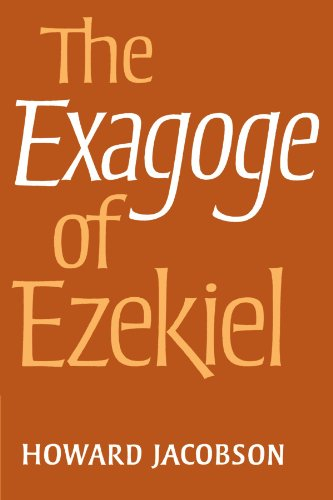 9780521122436: The Exagoge of Ezekiel