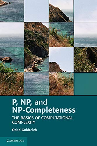 9780521122542: P, NP, and NP-Completeness: The Basics of Computational Complexity