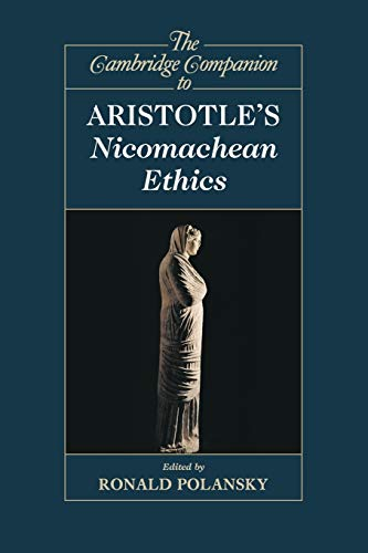 9780521122733: The Cambridge Companion to Aristotle's Nicomachean Ethics (Cambridge Companions to Philosophy)