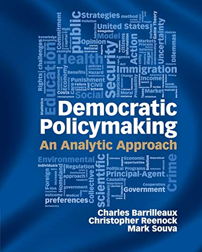 9780521122764: Democratic Policymaking: An Analytic Approach