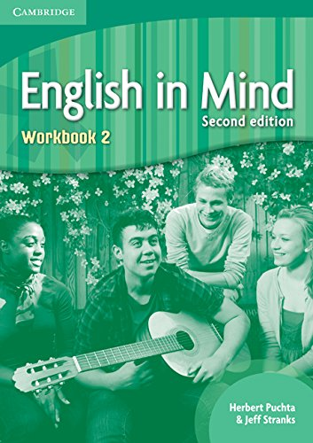 9780521123006: English in mind. Level 2. Workbook. Per la Scuola media: English in Mind 2nd  2 Workbook