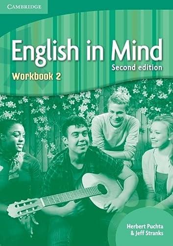 9780521123006: English in mind. Level 2. Workbook. Per la Scuola media